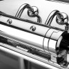 Chafing Dish Luxe En Acier Inoxydable Gastronorm 1/1