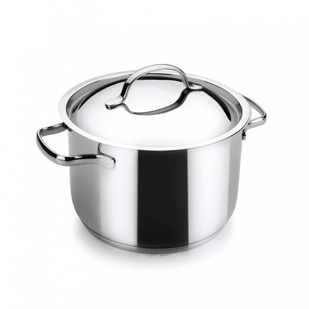 Pot avec Couvercle Basic