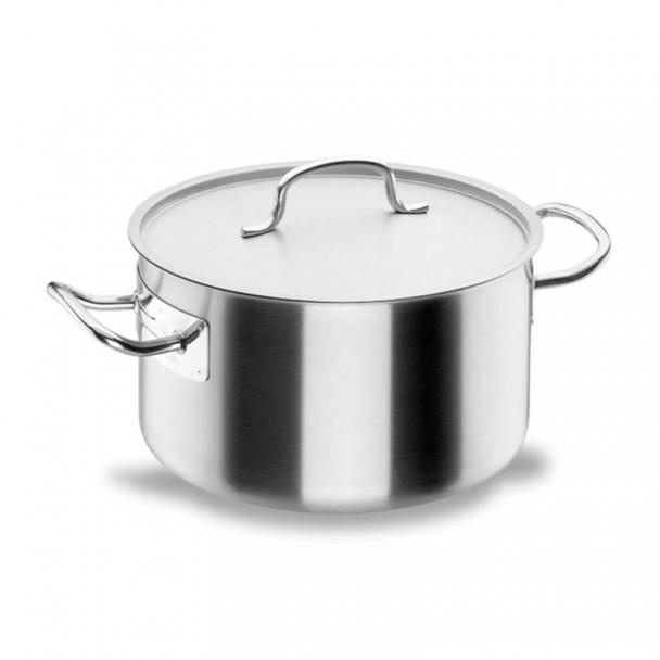 Casserole Haute avec Couvercle Chef Classic