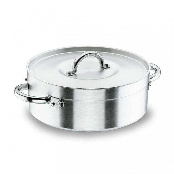Casserole avec Couvercle Chef-Aluminium