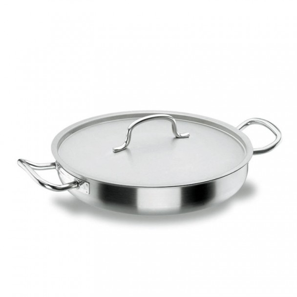 Paella poêle avec Couvercle Chef Classic
