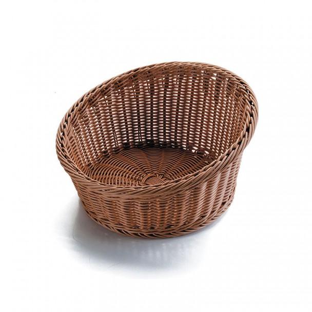 La corbeille de pain Brun