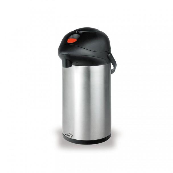 Thermos Air Pot En Acier Inoxydable 18/10