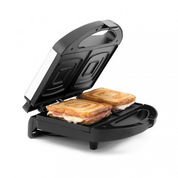 Sandwich Maker Électrique Tranches De Carré