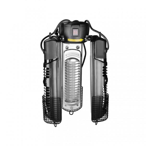 Chauffage électrique Halogène avec Bras de Pliage