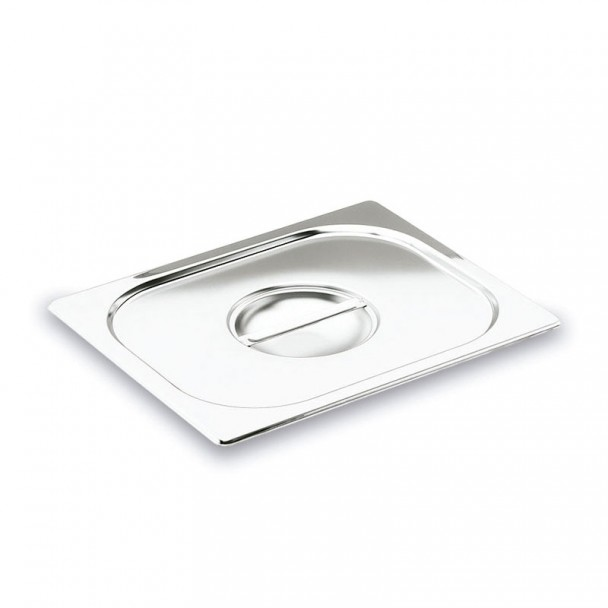 Couvercle Inox pour Bac Gastronorm