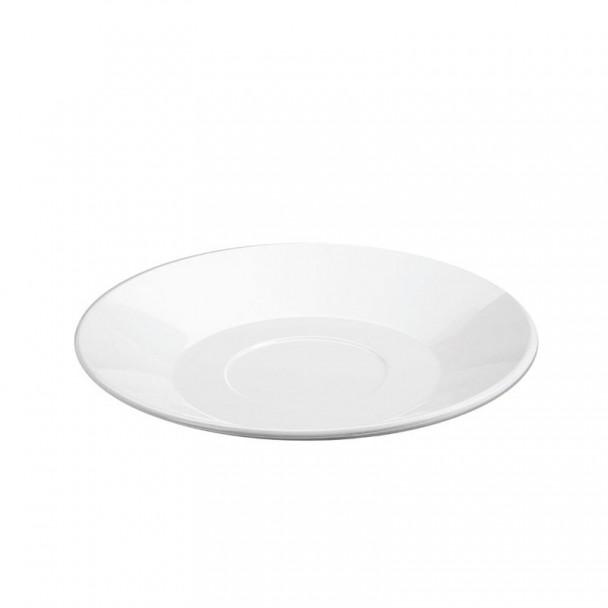 Plat de petit-Déjeuner en Polycarbonate 18x2,5 cm