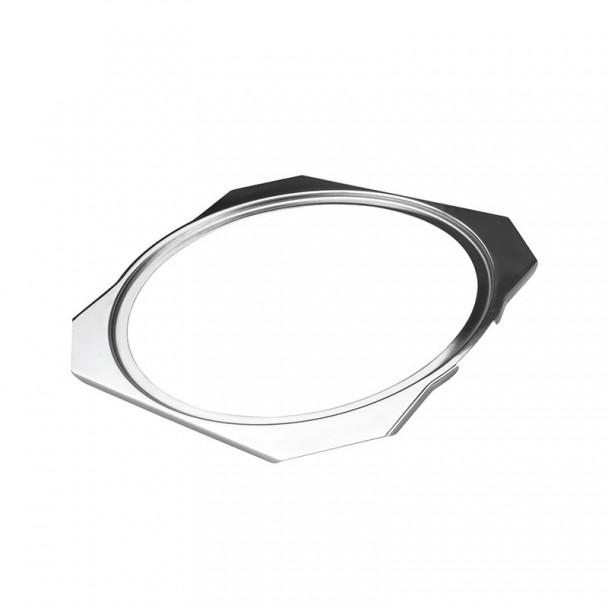 Bague Snap-in Chafing Dish 18 cm en acier Inoxydable