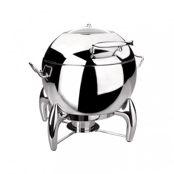 Chafing Dish Luxe Soupe En Acier Inoxydable