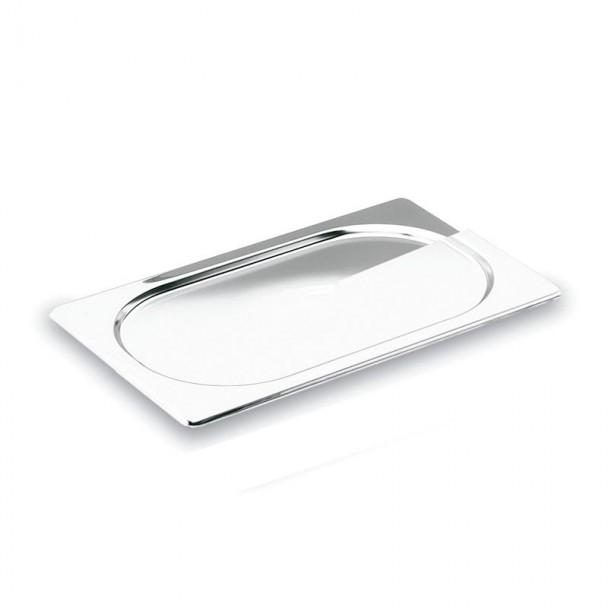Casquette plate en acier Inoxydable Aisi 200 à Bac Gastronorm